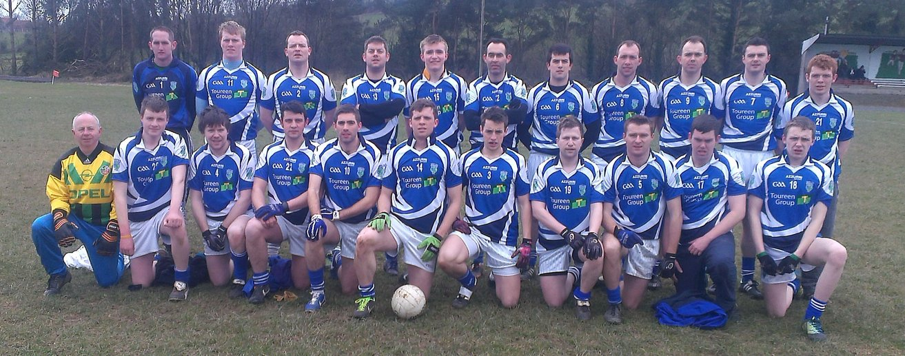 Munterconnaught Senior Team 2011